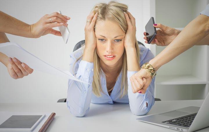 Стресс может спровоцировать появление конглобатных угрей