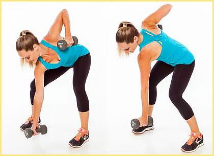 Фитнес для упругой груди