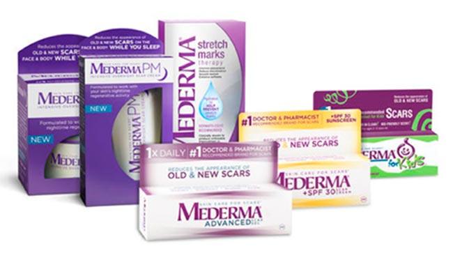Разновидности препарата Медерма