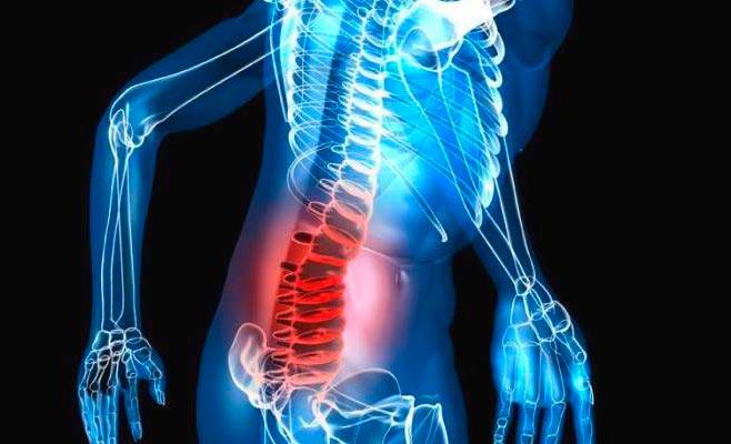 Заболевания позвоночника и суставов, протекающие с болевым синдромом