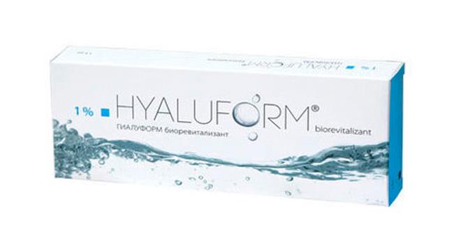 Препарат Hyaluform 1