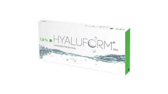 Препарат Hyaluform 1,8