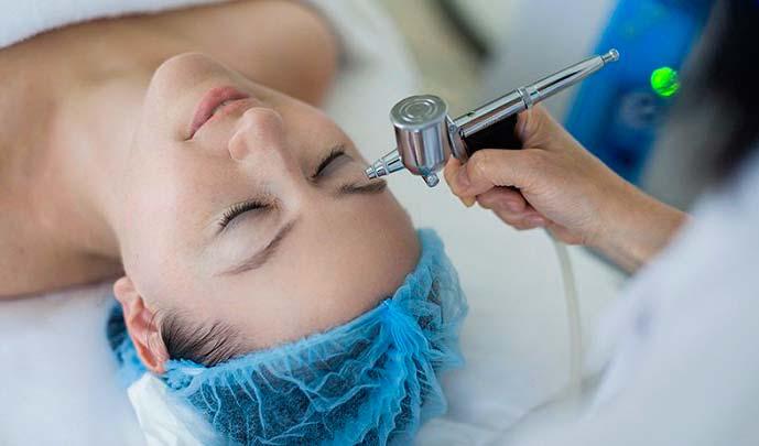 OXY терапия кожи