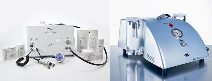 Приборы для микродермабразии