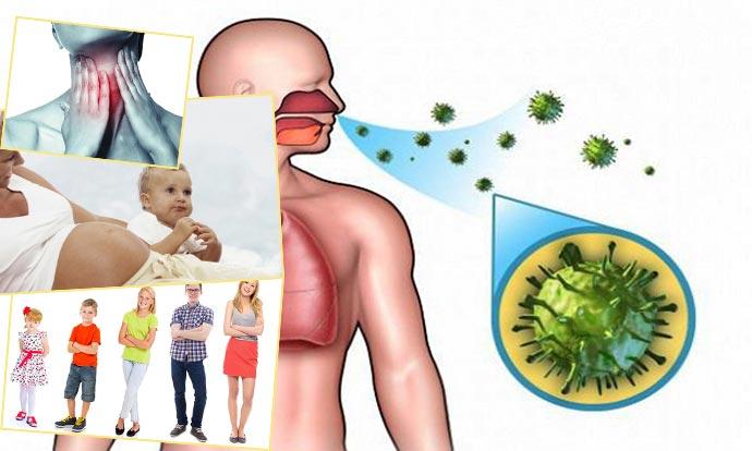 Период беременности и лактации, дети до 18, болезни щитовидки и инфекционные болезни