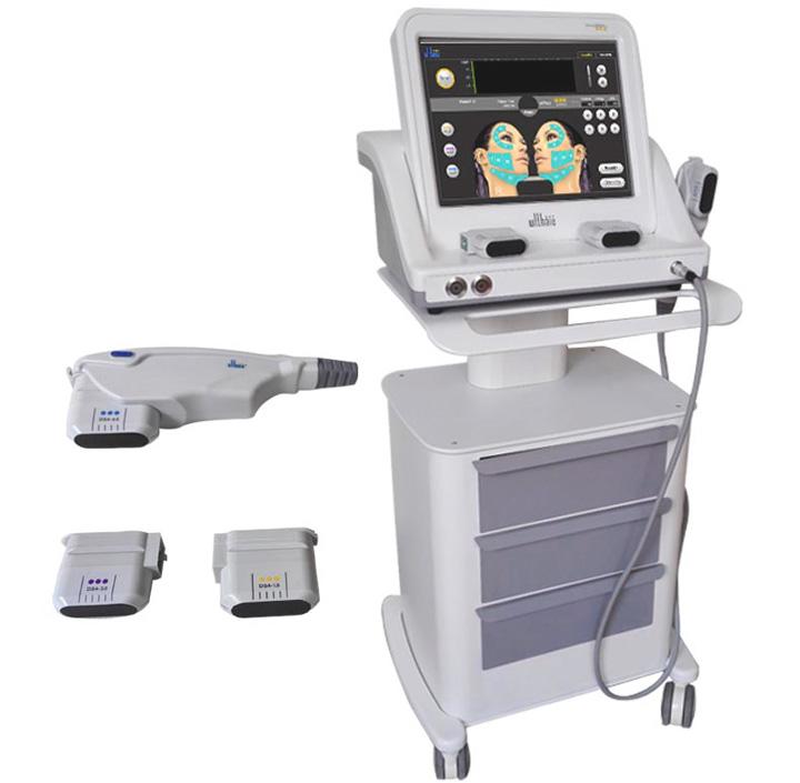 Экран аппарата Doublo System