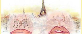 Париж и хейлопалстика губ