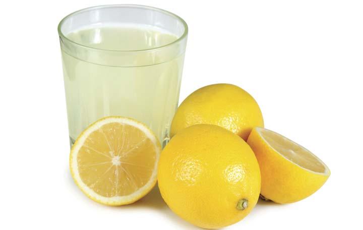 Лимонный сок в борьбе с рубцами на коже