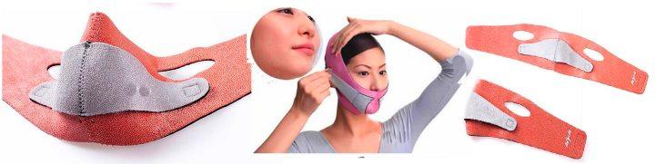Пояс-бандаж для лица