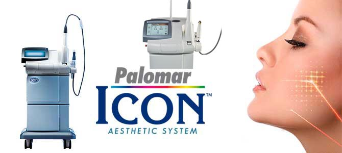 Лазеры Паломар Palomar Icon