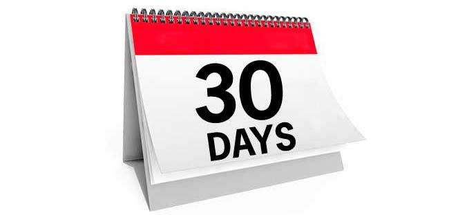 Повторная процедура ТСА-пилинга должна быть через 30 дней