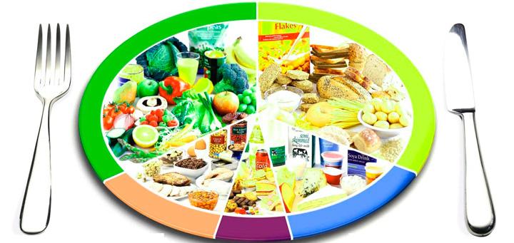 Правильное питание также является средством профилактики растяжек