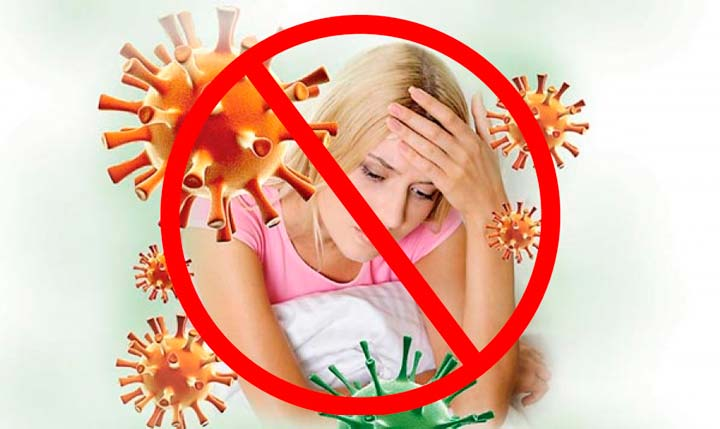 Нельзя проводить липосакцию подбородка при ослабленном иммунитете