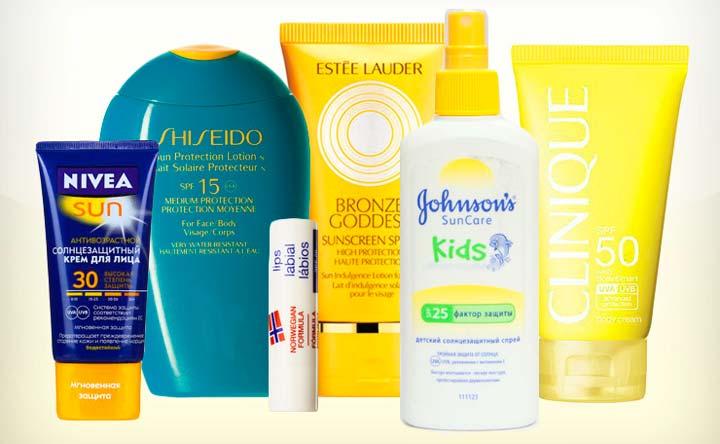 В течение месяца обязательно использование солнцезащитных средств для кожи