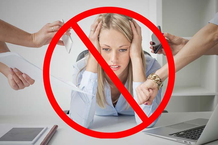 Нельзя нервничать и находиться в состояниии стресса перед липосакцией