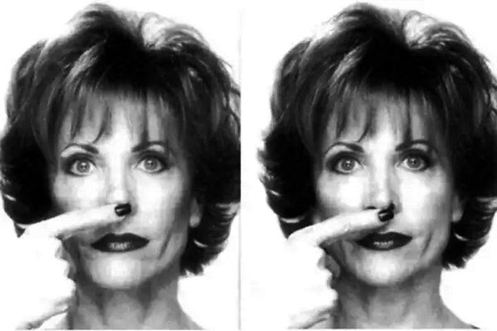 Упражнения для сужения носа