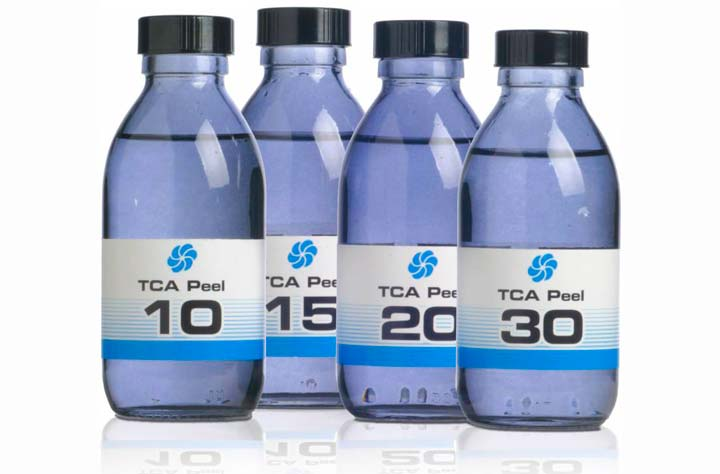Трихлоруксусная кислота для ТСА-пилинга