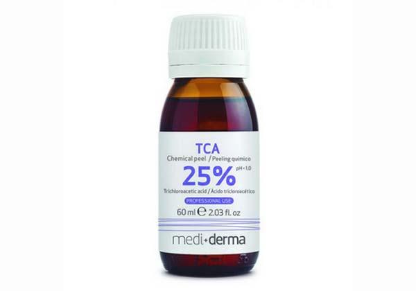 Раствор трихлоруксусной кислоты 25% для обычного ТСА-пилинга