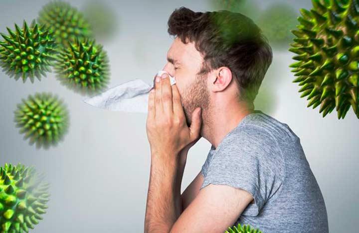 Ослабление иммунитета при перфорации носовой перегородки