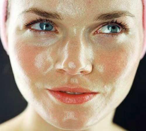 Если у вас жирная кожа, которая блестит и лоснится