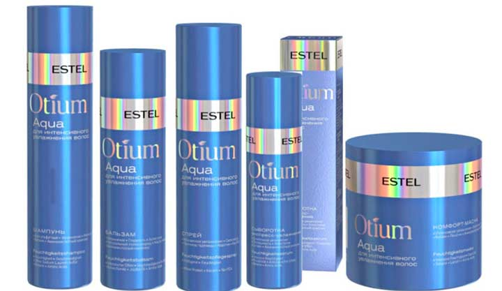 Estel серия Aqua Otium