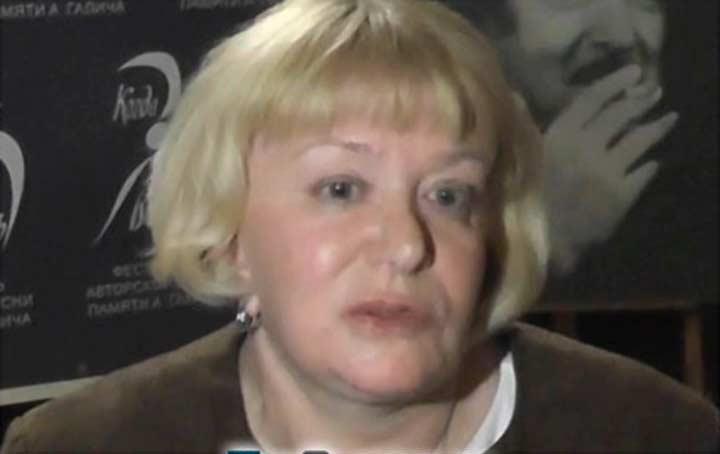 Алена Галич после повторной операции