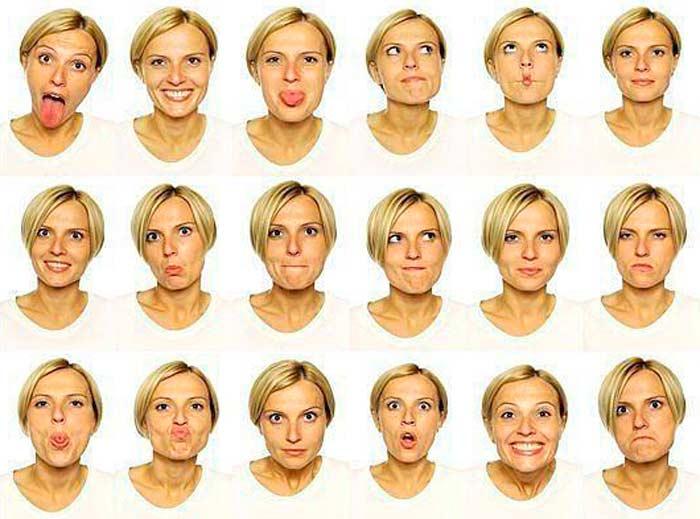 Гимнастика при асиметрии лица
