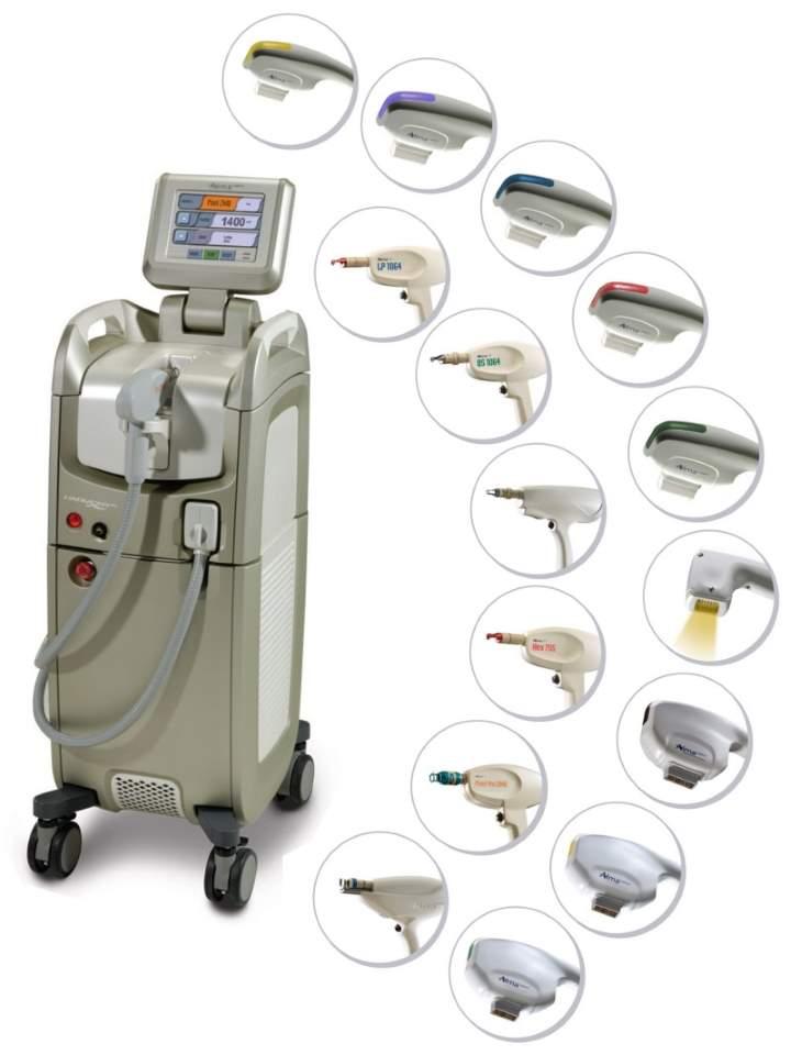 Аппарат для выведения шрама