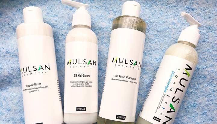 Шампунь Mulsan Cosmetic