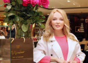 Розовые розы для Ларисы Вербицкой