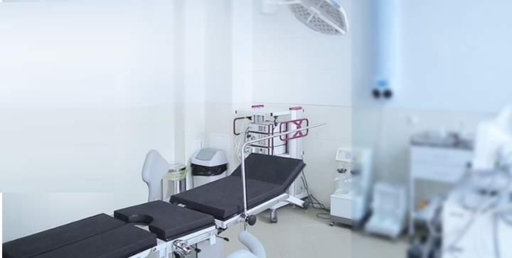 Салон для процедуры