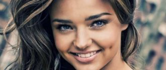 Девушка с красивыми щеками