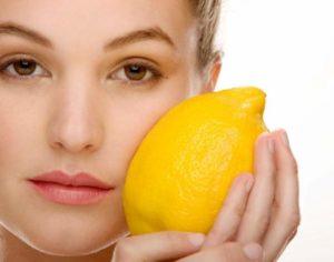 Лимон от брылей
