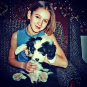 Детство Ольги Бузовой