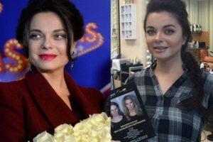 Фото до и после пластики Королевой