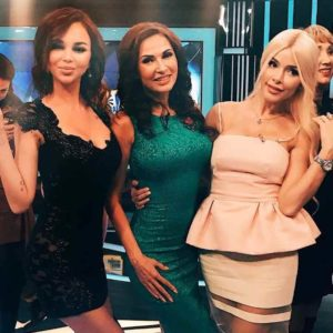 Подруги Алены Кравец