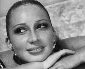 Красивое фото актрисы Васильевой