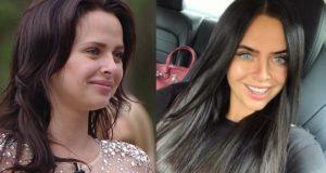 Фото до и после Романец