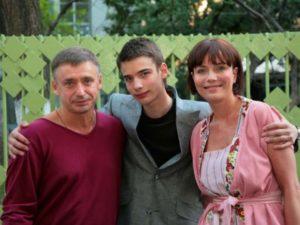 Сын и муж актрисы Екатерины Семеновой