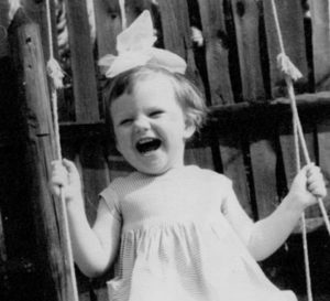 Захарова на детской фото