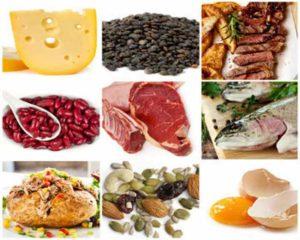 Подтяните живот - ешьте белки