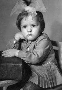 Детство Булановой