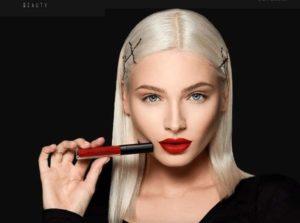 Блондинка Шишкова