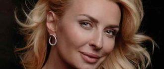 Певица Овсиенко
