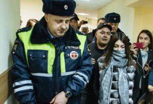Участница ДТП - Мара Багдасарян