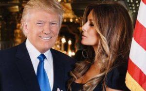 Трамп - жена Дональда