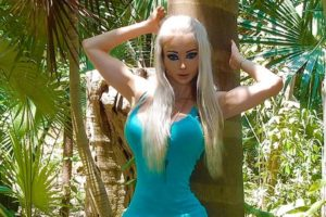 Лукьянова в лесу