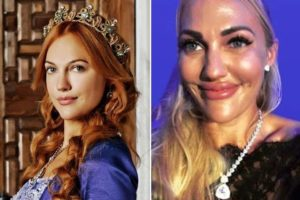 Актриса из Великолепного века