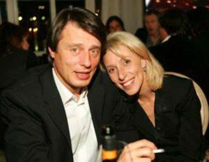 Мужчина Юлии Рутберг