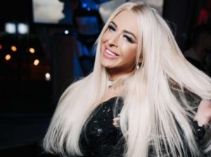 Блондинка Кочервей